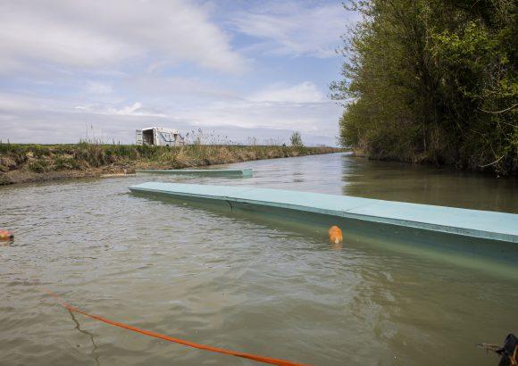 2019: Test Installation on Lamone River, Italy